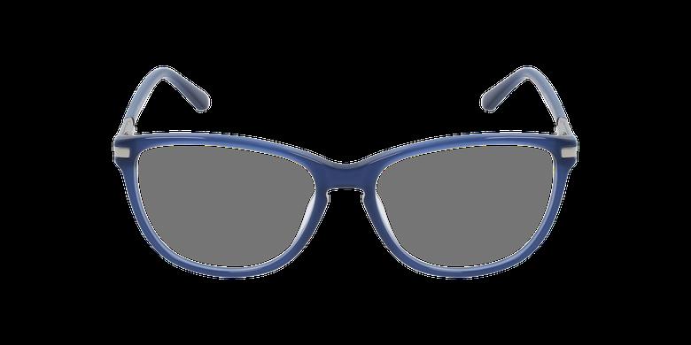Gafas graduadas mujer OAF20520 azulvista de frente