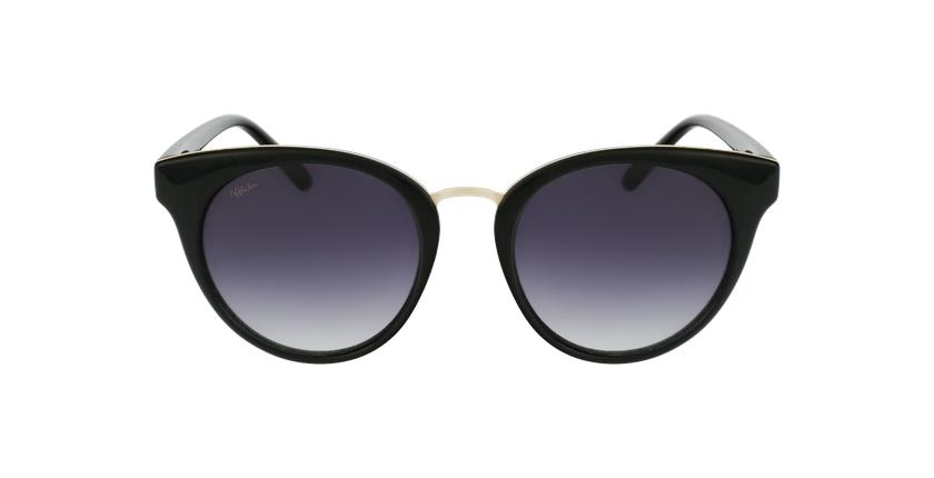 Gafas de sol mujer MAUD negro - vista de frente