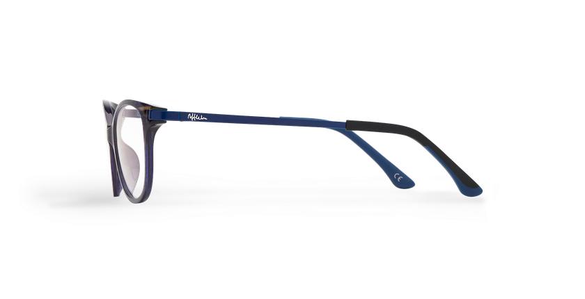 Gafas de sol niños MAGIC 31 BLUE BLOCK azul - vista de lado
