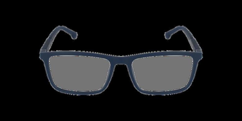 Gafas graduadas hombre VPL877 azul/azulvista de frente