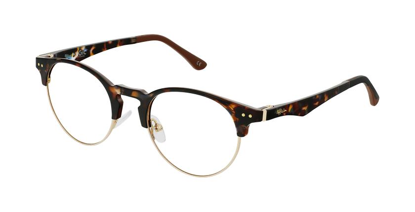 Gafas graduadas TMG93 carey/dorado - vue de 3/4
