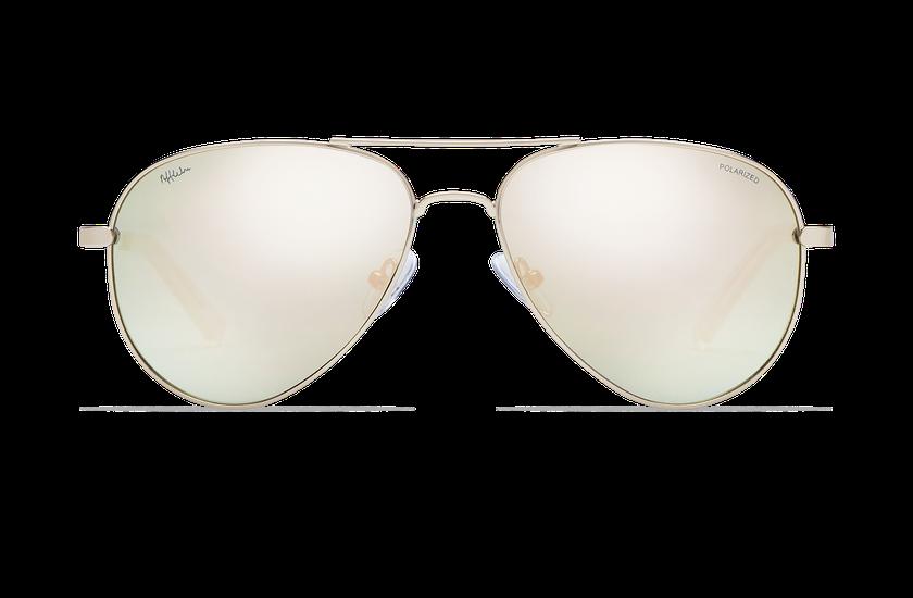 Gafas de sol AZCA POLARIZED dorado/azul - danio.store.product.image_view_face