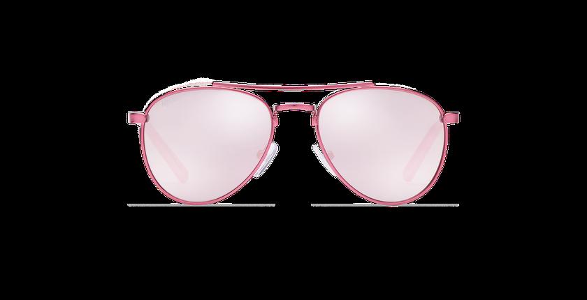 Gafas de sol niños IAGO rosa - vista de frente