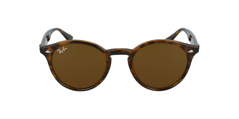 Gafas de sol 0RB2180 marrónvista de frente