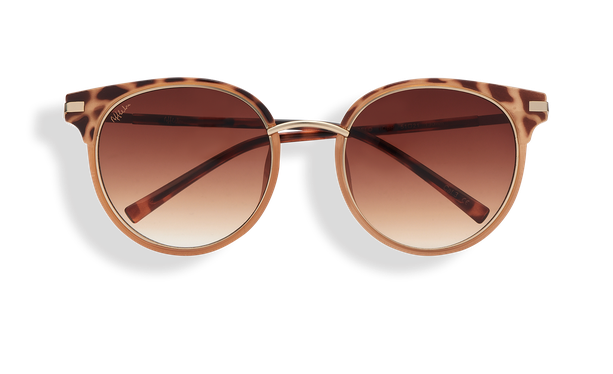 Gafas de sol mujer BARCELO carey/marrón - danio.store.product.image_view_face