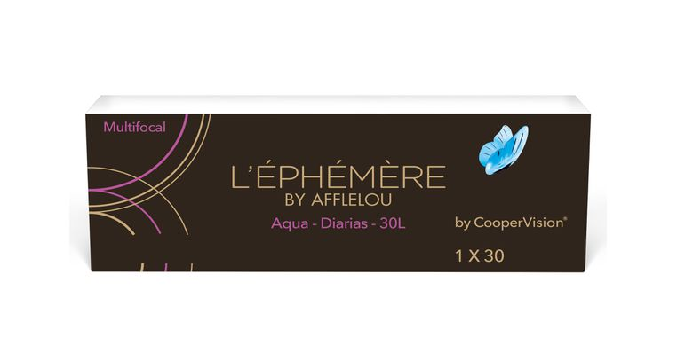 Lentillas L'EPHEMERE AQUA 1-DAY MULTIFOCAL - DIARIAS