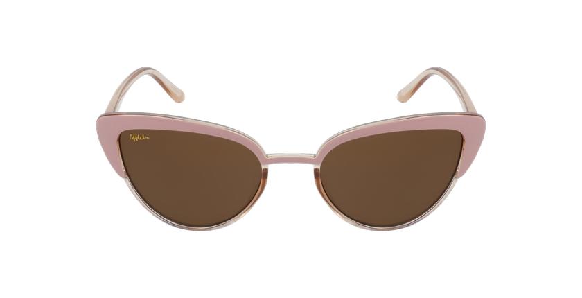 Gafas de sol niños LUPITA - NIÑOS rosa - vista de frente