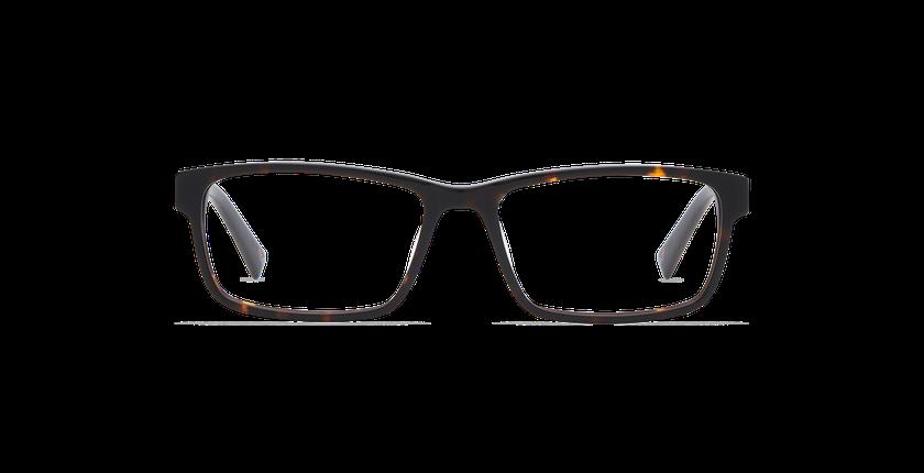 Gafas graduadas hombre KYLIAN carey/negro - vista de frente