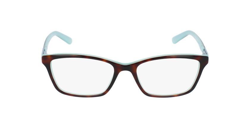 Gafas graduadas mujer RA7044 carey/azul - vista de frente