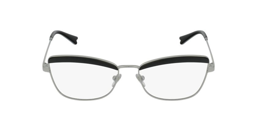 Gafas graduadas mujer VO4164 negro/plateado - vista de frente