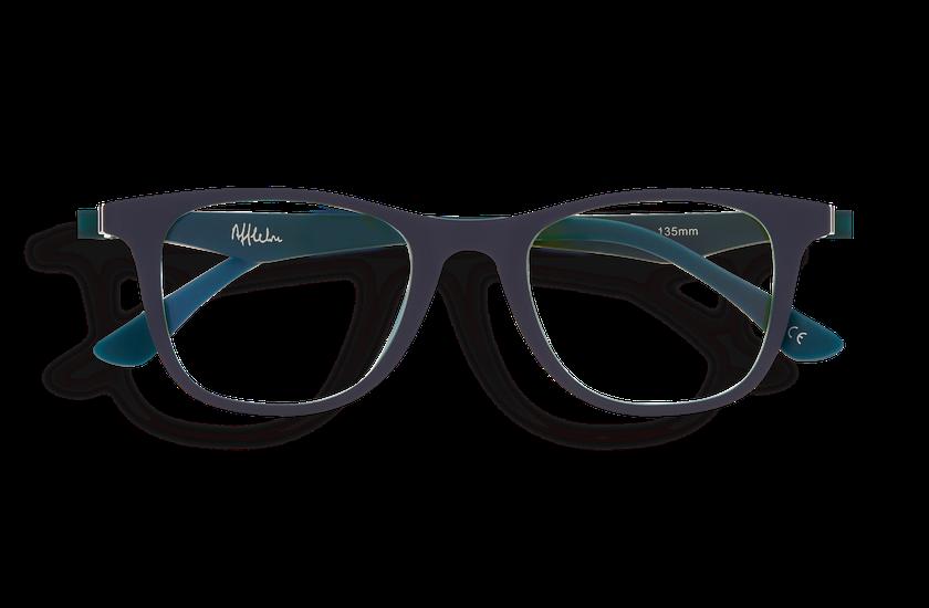 Gafas graduadas niños MAGIC 30 BLUE BLOCK azul/verde - danio.store.product.image_view_face