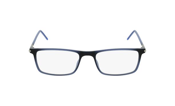 Gafas graduadas hombre MAGIC 72 azul - vista de frente