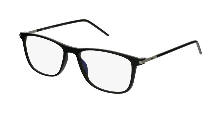 Gafas graduadas hombre MAGIC 73 negro - vue de 3/4