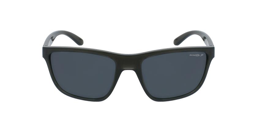 Gafas de sol hombre BOOGER gris - vista de frente