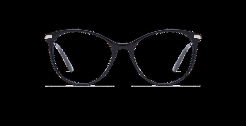 Gafas graduadas mujer GILIAN negro - vista de frente