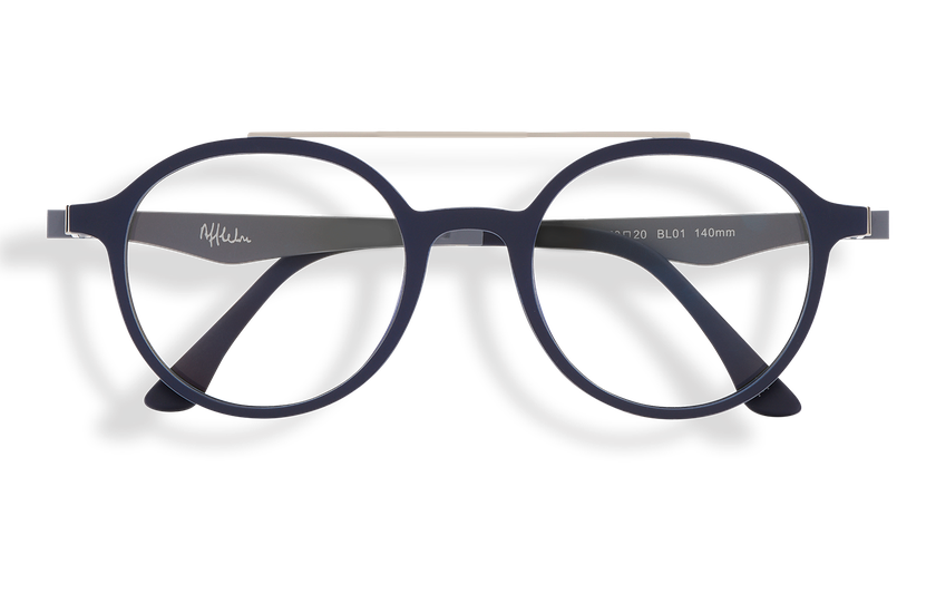 Gafas graduadas MAGIC 26 BLUE BLOCK azul/gris - danio.store.product.image_view_face