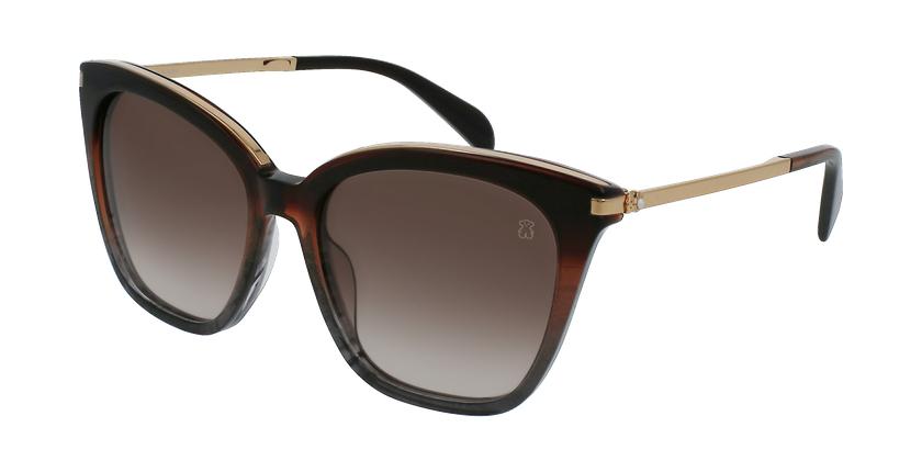 Gafas de sol mujer STOA33 morado - vue de 3/4