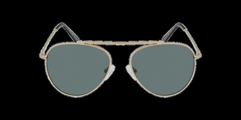 Gafas de sol JULIAN POLARIZED doradovista de frente