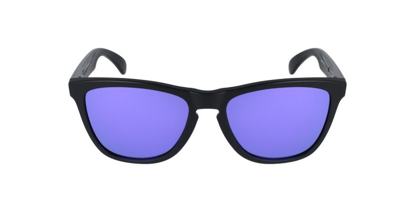 Gafas de sol hombre FROGSKINS negro - vista de frente