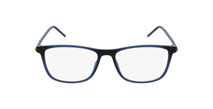 Gafas graduadas hombre MAGIC 73 azul - vista de frente