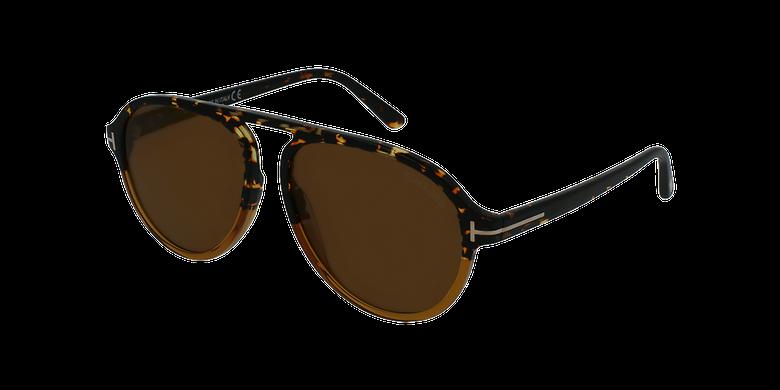 Gafas de sol hombre TONY marrón