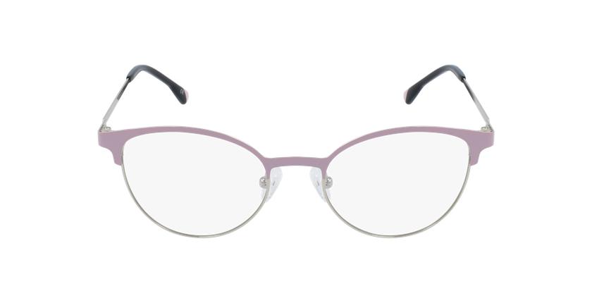 Gafas graduadas mujer MAGIC 54 BLUEBLOCK rosa/dorado - vista de frente