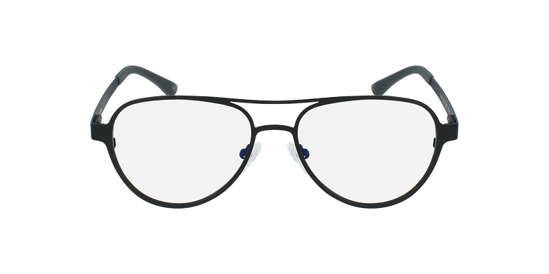 Gafas graduadas MAGIC 43 BLUEBLOCK negrovista de frente