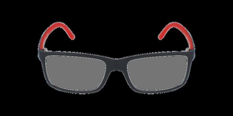 Gafas graduadas hombre PH2126 negro/rojovista de frente