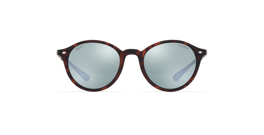 Gafas de sol FONDI POLARIZED carey - vista de frente
