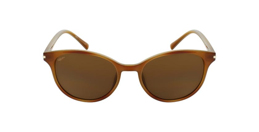 Gafas de sol SEROS carey - vista de frente