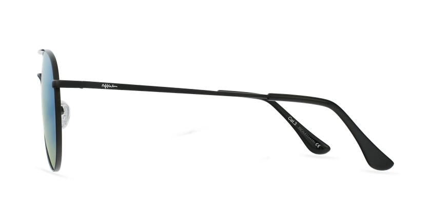 Gafas de sol MUSA negro - vista de lado