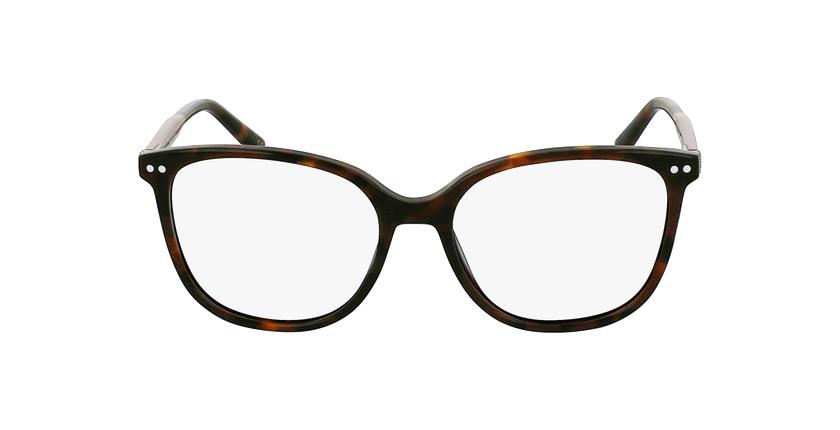 Gafas graduadas mujer MOZART carey - vista de frente