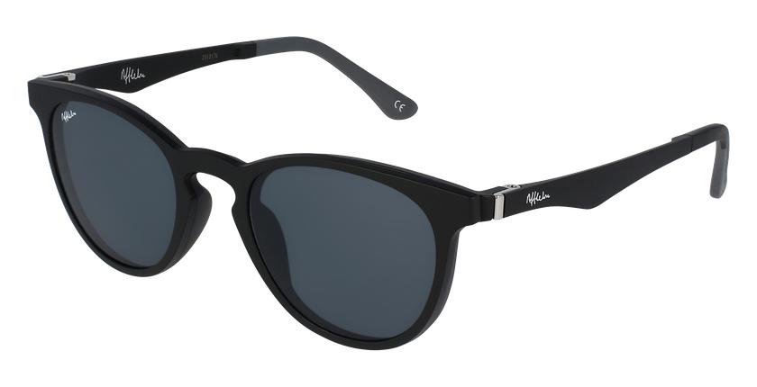 Gafas de sol MAGIC 27 BLUE BLOCK negro - vue de 3/4