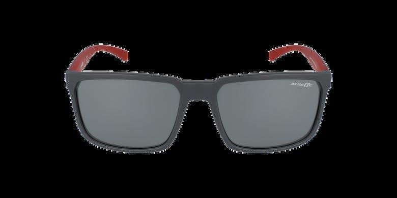 Gafas de sol hombre STRIPE grisvista de frente