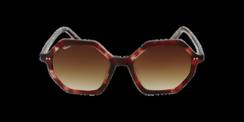 Gafas de sol mujer CLEA rojo