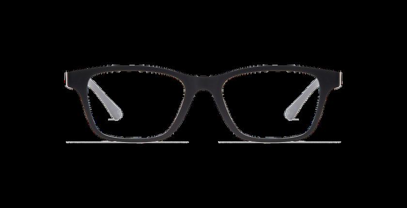 Gafas graduadas hombre MAGIC 02 negro - vista de frente