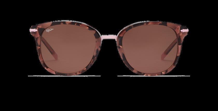 Gafas de sol mujer CANOWA carey - vista de frente
