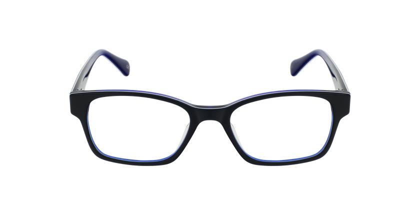 Gafas graduadas mujer LYS azul - vista de frente