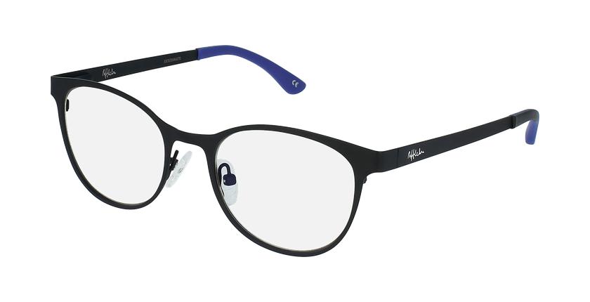 Gafas graduadas mujer MAGIC 45 BLUEBLOCK negro - vue de 3/4