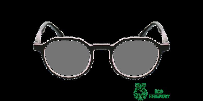 Gafas graduadas niños MAGIC 77 ECO-RESPONSABLE azul/turquesavista de frente