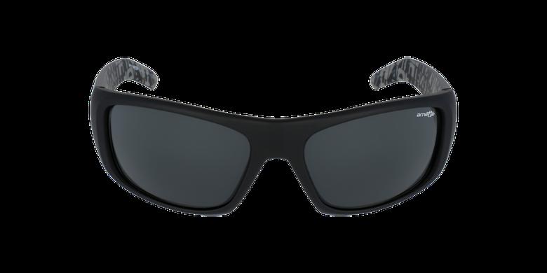 Gafas de sol hombre HOT SHOT negrovista de frente