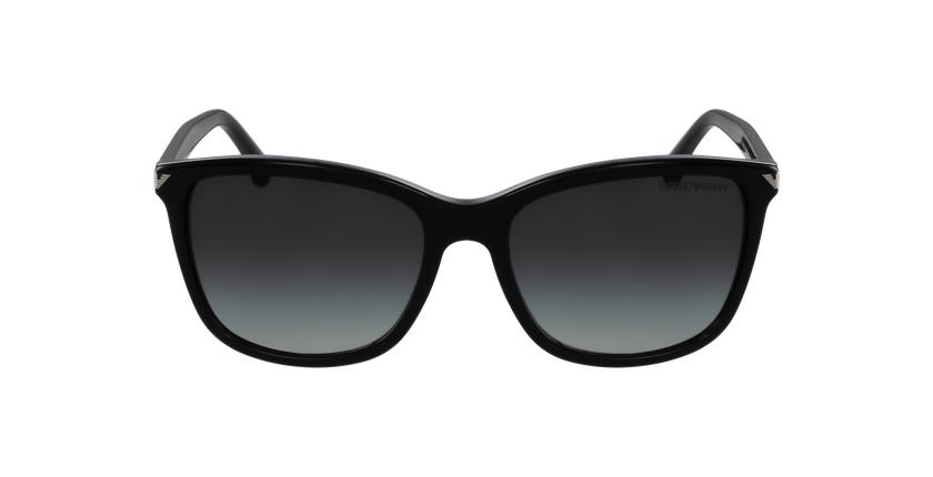 Gafas de sol mujer 0EA4060 negro - vista de frente