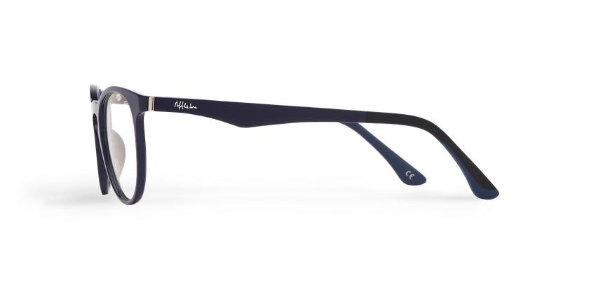 Gafas de sol MAGIC 27 BLUE BLOCK azul - vista de lado