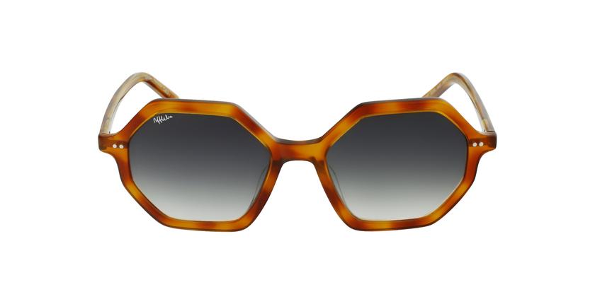 Gafas de sol mujer CLEA carey - vista de frente