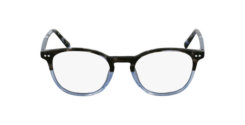 Gafas graduadas RAVEL azul - vista de frente