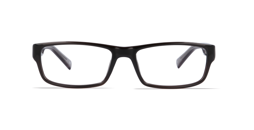 Gafas graduadas hombre PAUL gris - vista de frente