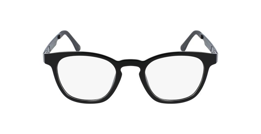 Gafas de sol hombre MAGIC 15 negro/negro brillante - vista de frente
