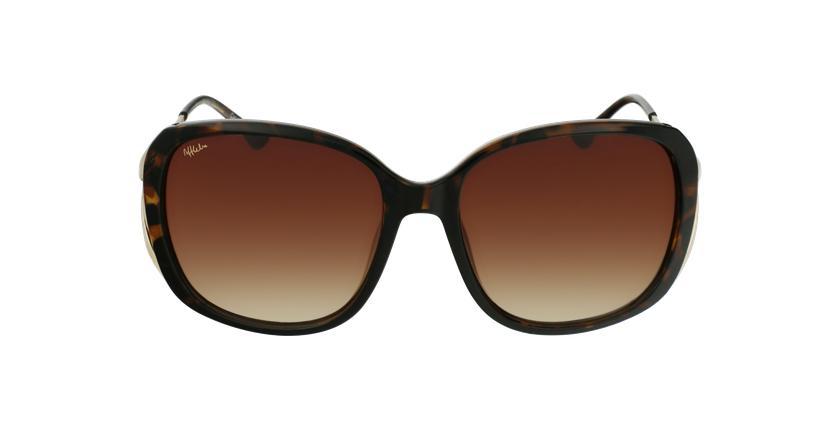 Gafas de sol mujer ROSALES carey/dorado - vista de frente