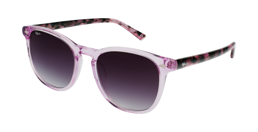 Gafas de sol JACK rosa/carey - vue de 3/4