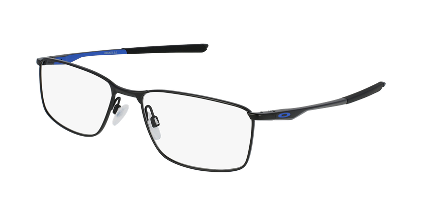 Gafas graduadas hombre OX3217 negro/azul - vue de 3/4